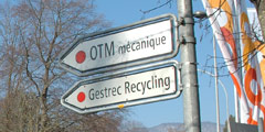 Gestrec - recycling